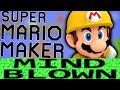 How Super Mario Maker Is Mind Blowing