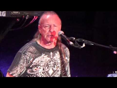 Mark Farner at The Cabot Beverly MA  3/11/2016