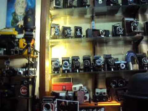 Antique Cameras - Buenos Aires