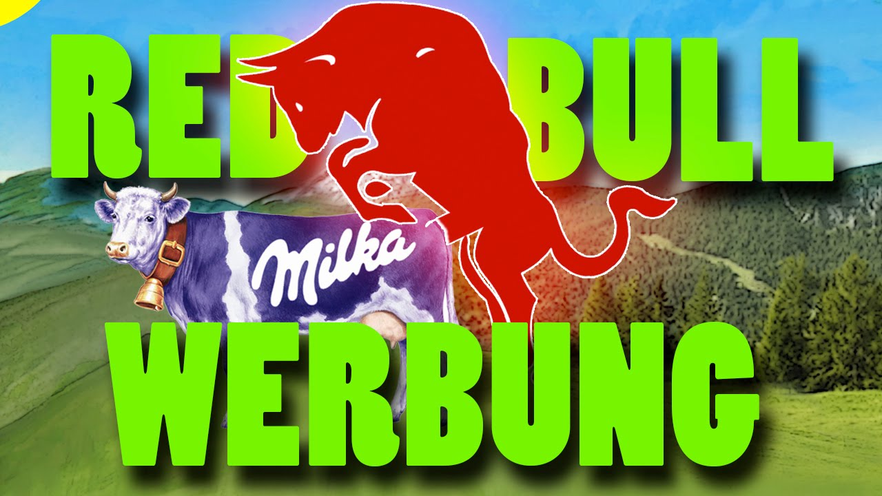 red bull milka lustige werbung 2016 wiener schm h youtube. Black Bedroom Furniture Sets. Home Design Ideas