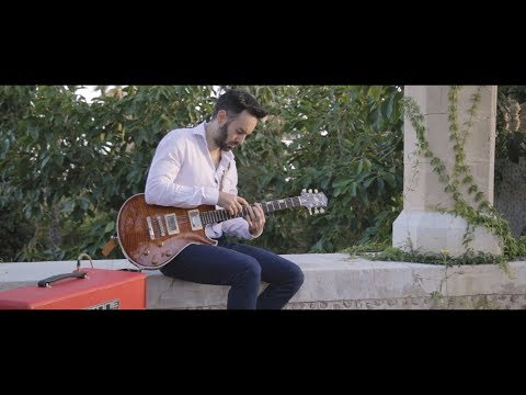 Beethoven - Moonlight Sonata (Two-Hand Tapping Electric Guitar cover by Unai Iker)