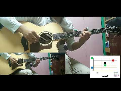 Going Home / 타린 (Tarin) / 학교 2017 OST Part3 (School 2017) / 기타 Guitar