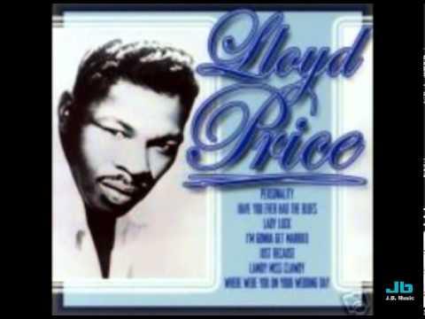 Lloyd Price - I'm Gonna Get Married