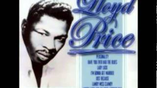 Lloyd Price - I