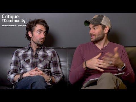 Critique the Community Episode 26 - Environmental Portraits