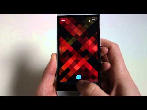 App Review:  Origami Live Wallpaper on Android