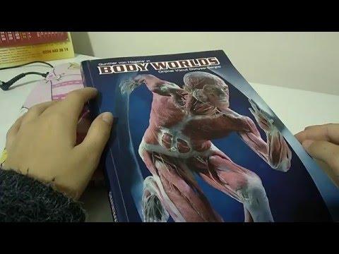 Türkçe Asmr- Vücut Dünyası Kitabı/ Turkish Asmr- Body Worlds Book , whisper, talking, relax