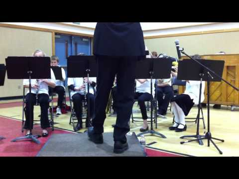 Stone Valley Middle School Cadet Band, Festival of the Gladiators