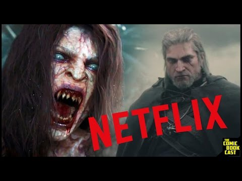 The Witcher TV Series Coming to NETFLIX (Everything You Need to Know)