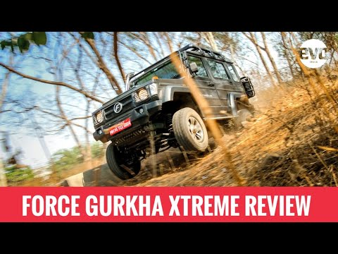 Test Drive Review: Force Gurkha Xtreme - Should the Mahindra Thar be worried?