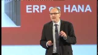 Accenture keynote at SAP TechEd 2012 by Dr.Alexander Zeier
