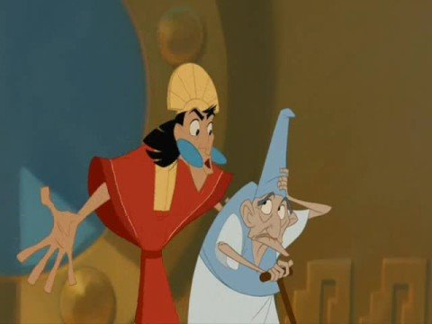 The Emperors New Groove Opening Song Perfect World