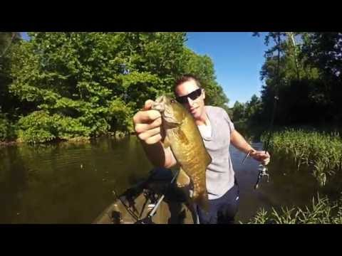 Smallie Smack Down On 10 Mile Creek