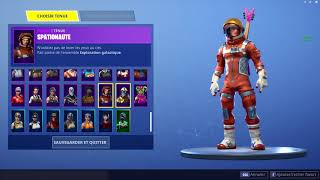 [SELL] ACCOUNT FORTNITE CHRISTMAS SKINS + BATTLE PASS SEASON 2