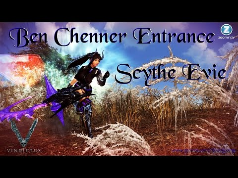 Vindictus Gameplay Lvl 90 Ben Chenner Entrance Scythe Evie Solo