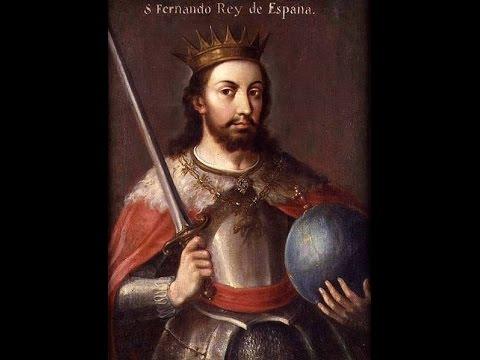 St Ferdinand III: Catholic Spain Personified ~ Dr Alexandra Wilhelmsen