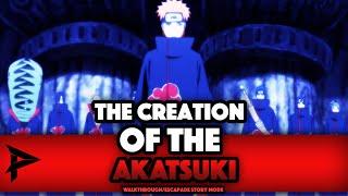 ★【Ninja Escapade】The Creation of The Akatsuki┃Naruto Storm Revolution 【HD】