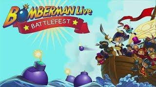 XBOX Game Pass: Bomberman Live: Battlefest