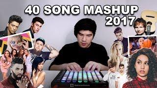 ULTIMATE 2017 MASHUP [40 HIT SONGS]   Leslie Wai