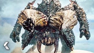 Full Diabolos Fight - MONSTER HUNTER (2020) Movie Clip Thumb