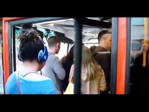 London Bus Journey Comparison - Strike Day vs Normal Day