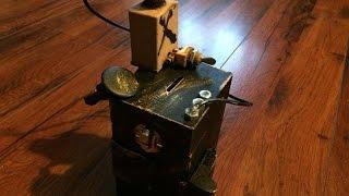 Steampunk Everything - Moneybox #3 Diy