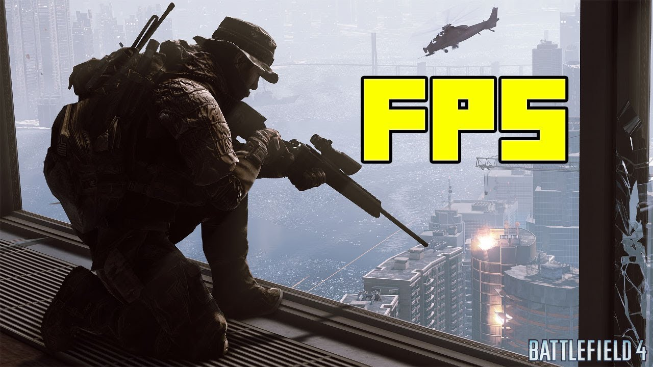 Battlefield 4   How To Show Your Frames Per Second [FPS] In Game ...