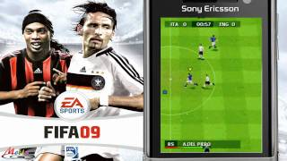 [HD] EA Mobile FIFA 2009 (FIFA 09) Java Game