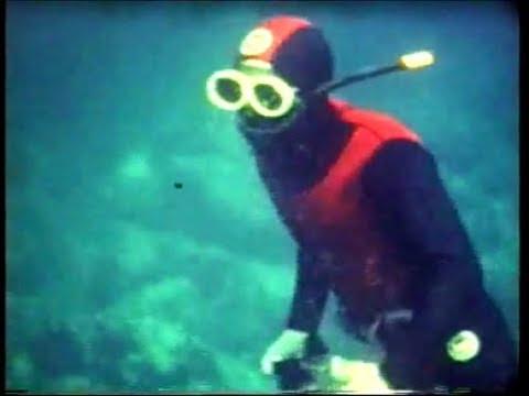 1982, IL PADRE DI TUTTI I VIDEO DI PESCASUB!