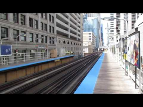 "CTA ""L"" Station Tours: State/Lake Station"