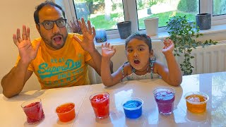 Ishfi Learning Color with Colorful Toys