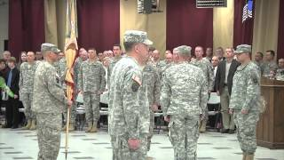 728th Combat Sustainment Support Battalion Change of Command