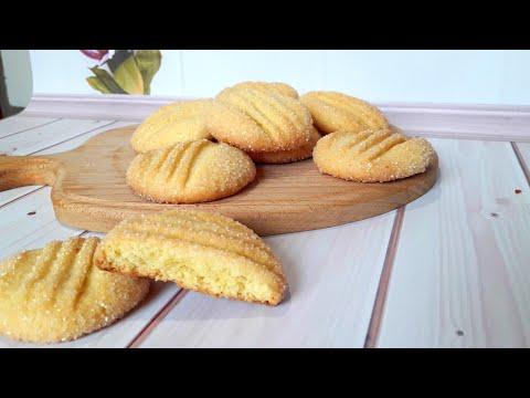 Самое вкусное и самое быстрое печенье.Готовлю каждый день.
