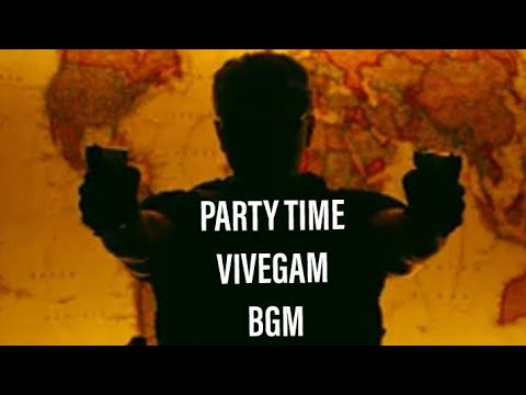 Party Time BGM | Vivegam BGM | Anirudh | Ajith Kumar
