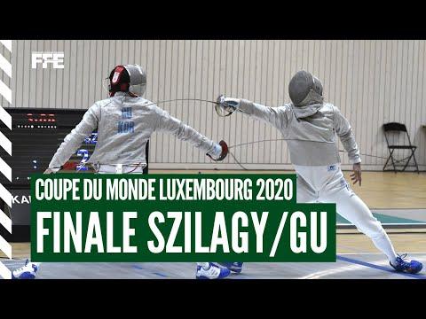 LUXEMBOURG 2020 SMI Final SZILAGYI HUN vs GU KOR