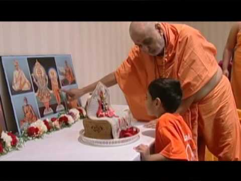 Pramukh Swami Bapa with Children