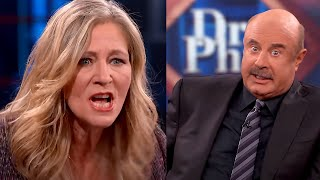 "Dr Phil Destroys The Ultimate ""Karen"" Mom 