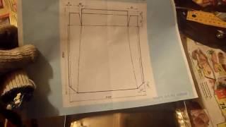DIY dustpan / изготовление совка