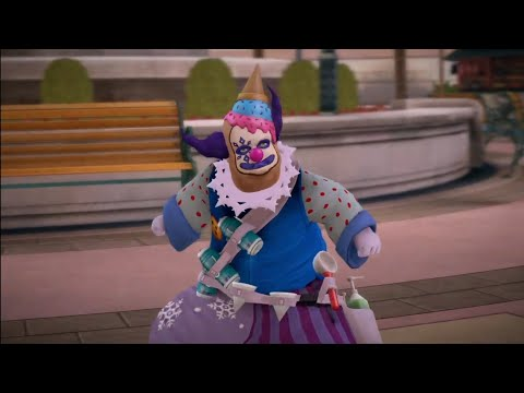 Dead Rising 2 Off The Record: Evan Psychopath (No Damage & Sword Only)  