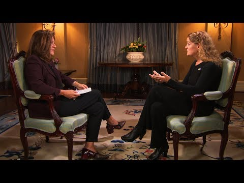Governor General Julie Payette on her first year: 'I don't pretend to be perfect'