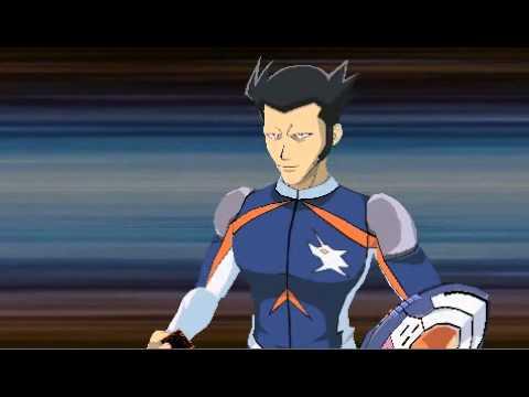Yu-Gi-Oh! 5D's Tag Force 6 Vs Team Unicorn Jean