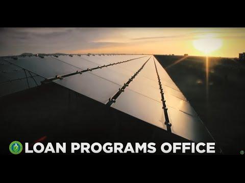 Loan Programs Office: Power of Financing Innovation