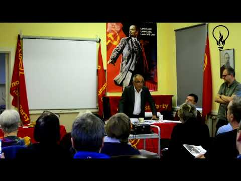 Navid Shomali (Tudeh Party of Iran) on the Bolshevik Revolution