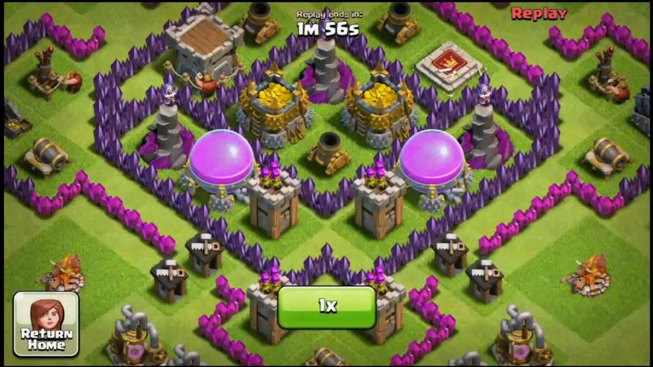 Clash of clans unbeatable base youtube