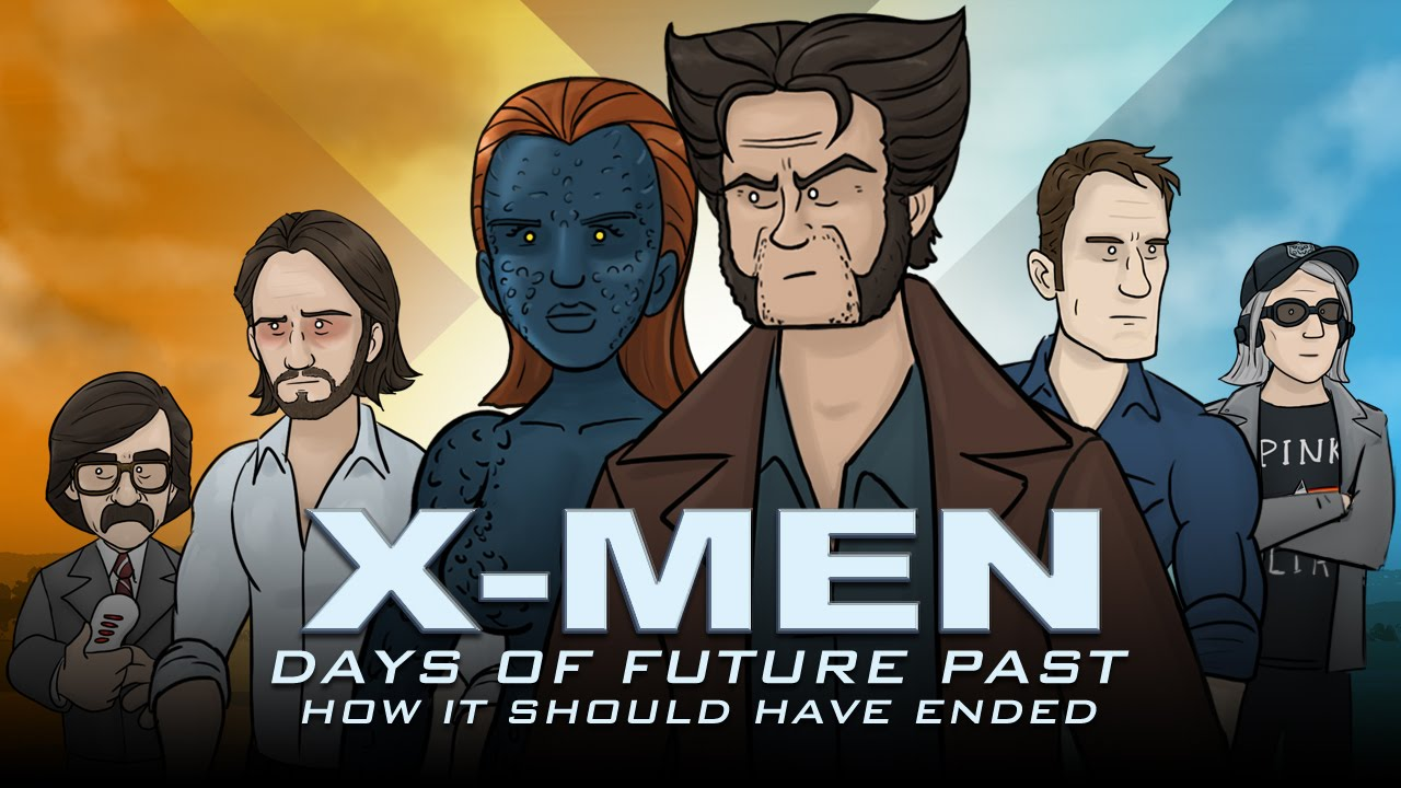 Download How X-Men: Days of Future Past Should Have Ended
