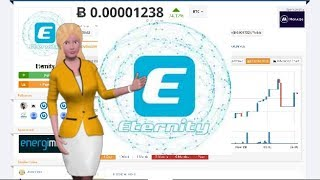 Cryptocurrency Eternity $ENT Rose 74% During the Last 24 Hours
