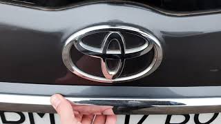 Toyota Corolla Verso 2007 обзор