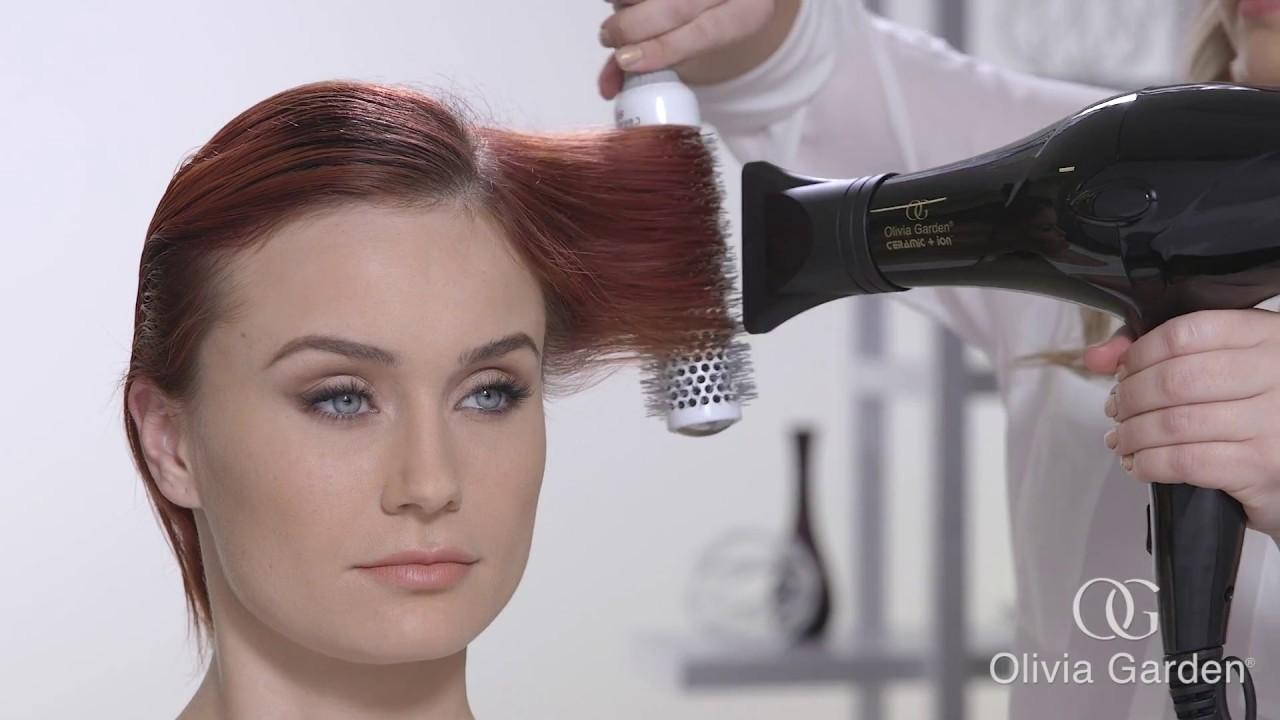 Rangement Pour Seche Cheveux olivia garden ceramic+ion sèche-cheveux professionnel de haute performance
