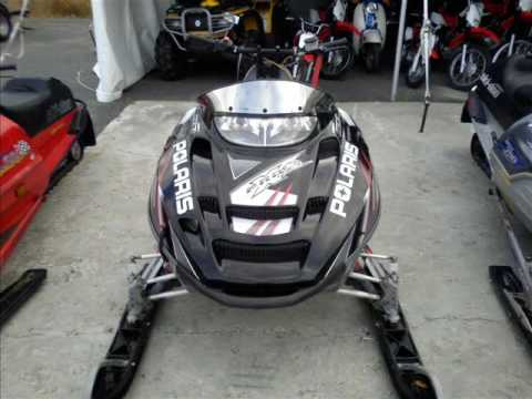 Eric's Garage - All my sleds ( Snowmobiles)