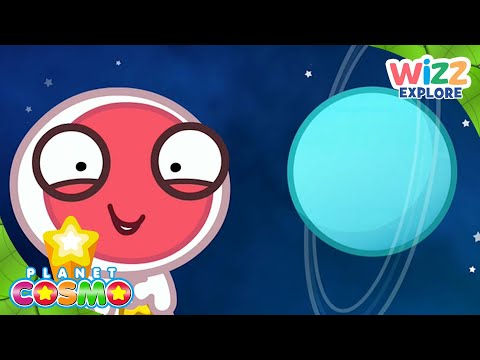 @PlanetCosmoTV    Where Is Planet Uranus? 👽   Full Episodes   Wizz Explore